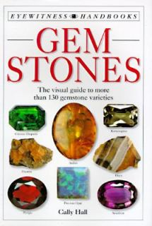 Gemstones by Cally Hall 1994, Paperback