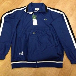 lacoste tracksuit andy roddick 2012 size 6