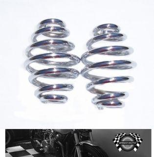 Solo Seat spring kit 3 bobber ratbike motorcycle honda kawasaki