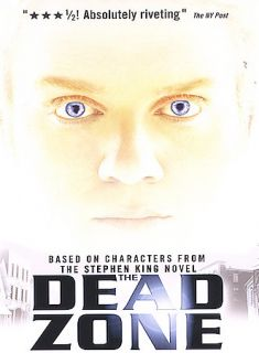 THE DEAD ZONE DVD   TV SERIES PILOT (24 SCENE INDEX) *NEW, SEALED*