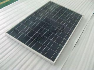 100 WATT 12 VOLT SOLAR PANEL   100W 12V   Polycrystalline Solar
