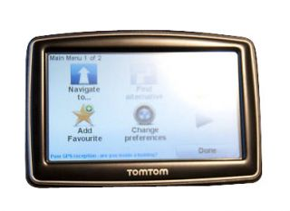 TomTom XL IQ Routes edition 2 Regional   United Kingdom Republic of