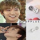 SJ04 Super Junior Lee Teuk Sty Simple Heart Necklace