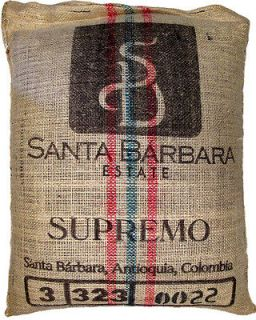 Newly listed Blue Macaw 2 Pounds Colombian Santa Barbara Estate Coffee