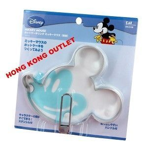 mickey mouse pancake cookie fry egg mold stencil j1a from