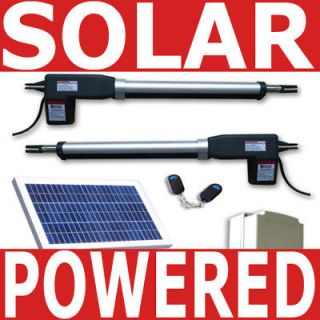 lockmaster swing gate opener solar powered lm902full one day shipping