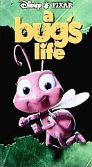 bug s life vhs 19 $ 0