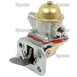 FUEL LIFT PUMP (4 HOLE) JCB,MASSEY,RENAULT PERKINS ENGINE QUALITY