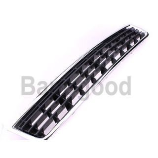 AUDI A4 B6 CHROM FRONT BUMPER CENTER LOWER GRILLE GRILLS 02 03 04 05