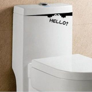 THE SEAT TOILET Decor Mural Art Wall Sticker Decal S057 (various