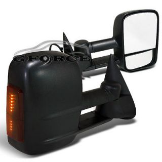 03 06 sierra silverado tow camper power heated mirrors w