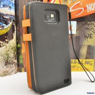 samsung galaxy s ii flip case in Cases, Covers & Skins