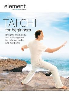 Element   The Mind Body Experience   Tai Chi for Beginners DVD, 2009