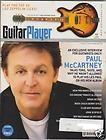 guitar player magazine november 2005 paul mccartney