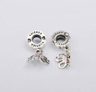 genuine pandora forever friendship charm bead 790531 2 from united