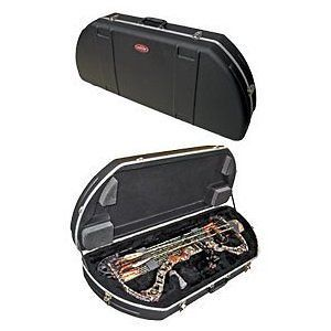 SKB Hunter Series Bow Archery Case Fits PSE X Force Mathews Z7 Bowtech