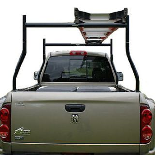 Newly listed New CONTRACTOR TRUCK LADDER RACK PICK UP 2 BAR Lumber