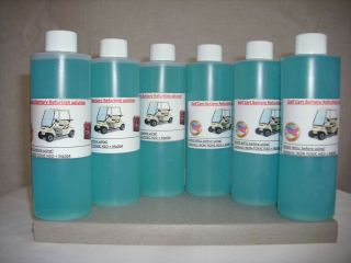 LIQUID SOLUTION REFURBISH Fix 36 Volt RENEW GOLF CART BATTERIES