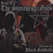 Hail to the Stonehenge Gods Tribute to Black Sabbath CD, Feb 2002