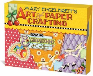 Art of Paper Crafting And Scrapbooking Kit by Mary Engelbreit 2009