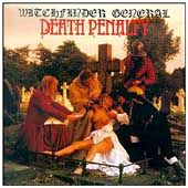 Death Penalty by Witchfinder General CD, Jun 2001, Revolver USA