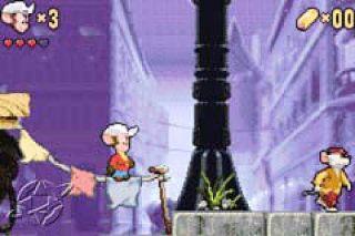 An American Tail Fievels Gold Rush Nintendo Game Boy Advance, 2002
