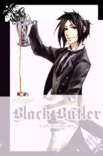 Black Butler Vol. 1 2010, Paperback