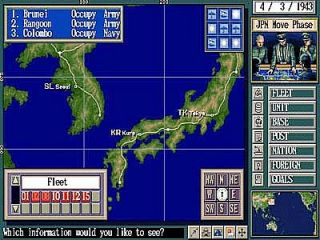 II Pacific Theater of Operations Super Nintendo, 1996