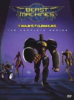 Beast Wars   Beast Machines Transformers The Complete Series DVD, 2006