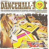Dancehall 101, Vol. 6 CD, Aug 2009, VP