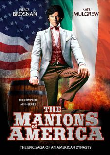 The Manions of America DVD, 2012, 2 Disc Set