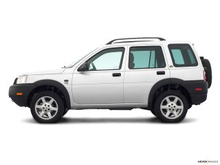 Land Rover Freelander 2003 S