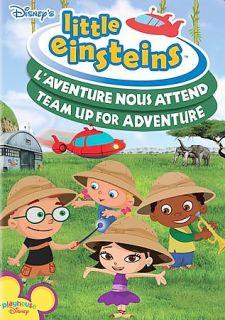 Disneys Little Einsteins   Team Up For Adventure DVD, 2006, Canadian