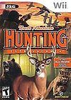 Wii Game   *** NORTH AMERICAN HUNTING EXTRAVAGANZA *** SEALED