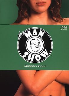 The Man Show   The Complete Fourth Season DVD, 2005, 4 Disc Set