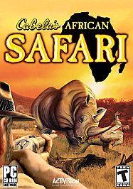 Cabelas African Safari PC, 2007