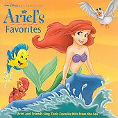 The Little Mermaid Ariels Favorites by Disney CD, Feb 1998, Walt