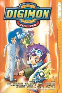 Digimon Zero Two Vol. 2 by Akiyoshi Hongo 2004, Paperback, Revised