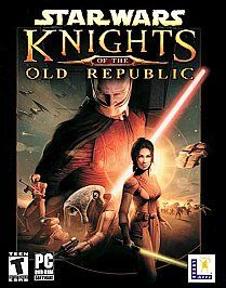 Star Wars Knights of the Old Republic PC, 2003