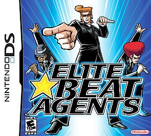 Elite Beat Agents Nintendo DS, 2006
