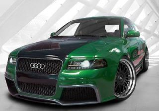 audi a4 b5 bodykit body kit front rear bumper skirts