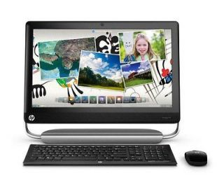 HP TOUCHSMART 520 23.0 1080P QUAD 2.7GHZ 8GB 2TB TV WIFI N ALL IN ONE