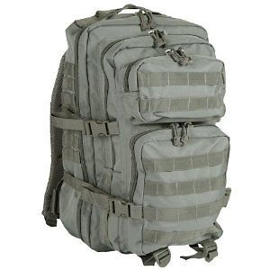 MILITARY RUCKSACK ARMY ASSAULT PACK TACTICAL COMBAT MOLLE BACKPACK 50L