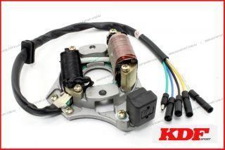 KDF MAGNETO STATOR HONDA 90CC 110CC ATV BIKE DIRT COIL MINI ENGINE 110