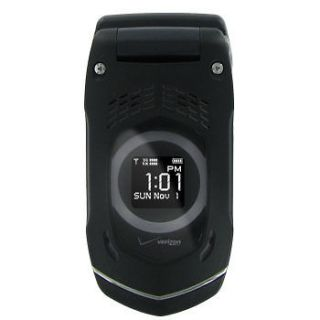 Newly listed NEW Casio GzOne Rock 731 Waterproof 3G GPS PTT Cell Phone
