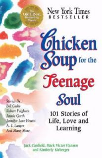 book chicken soup for the teenage soul 101 stories of