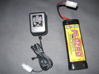 Newly listed NEW HPI SAVAGE BATTERY PACK X 2000mAh NiMH Battery and