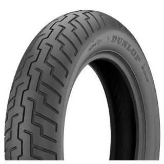 110/90 19 (62H) Dunlop D404 Front Motorcycle Tire