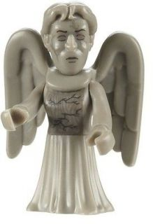 Doctor Dr Who Character Building Series 1 Micro Figure Weeping Angel