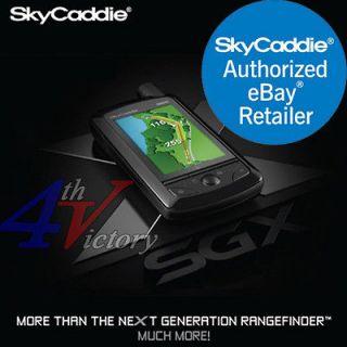 Newly listed SkyCaddie SGX Golf GPS RangeFinder Manufacturer Certified